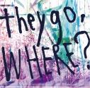 【アルバム】OLDCODEX/they go, Where? 通常盤の画像