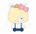 【グッズ-ぬいぐるみ】ユーリ!!! on ICE×Sanrio characters 3rd Anniversary ぬいぐるみ ユーリ・プリセツキーの画像