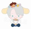 【グッズ-ぬいぐるみ】ユーリ!!! on ICE×Sanrio characters 3rd Anniversary ぬいぐるみ ヴィクトル・ニキフォロフの画像