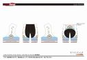 【サイクルウェア】ヤマノススメ サードシーズン サイクルパンツ アイコン XLサイズ【GSR Gear】の画像