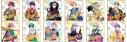 【グッズ-セット】A3! ミニ色紙コレクション/vol.8 2点セット【送料無料】の画像