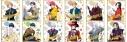 【グッズ-セット】A3! ミニ色紙&キャラバッジコレクション/vol.8 秋組&冬組 2点セット【送料無料】の画像