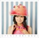 【アルバム】奥井亜紀/奥井亜紀ベスト&NEWソングアルバム「OPENER」の画像