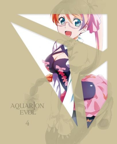 【Blu-ray】TV アクエリオンEVOL Vol.4