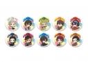 【グッズ-バッチ】文豪ストレイドッグス ぷちばるーん缶バッジコレクションの画像
