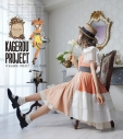 【グッズ-衣装】【カゲロウプロジェクト×Favorite】モモワンピース M~Lサイズの画像