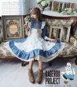 【グッズ-衣装】【カゲロウプロジェクト×Favorite】マリーワンピース M~Lサイズの画像