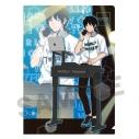 【グッズ-クリアファイル】ワールドトリガー シングルクリアファイル 烏丸京介 バンドの画像