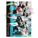 【グッズ-クリアファイル】ワールドトリガー シングルクリアファイル 集合 バンドの画像