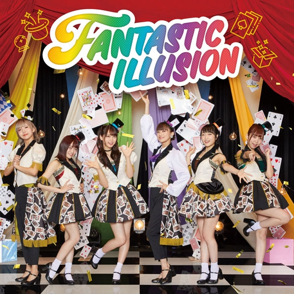 【主題歌】TV 手品先輩 OP「FANTASTIC ILLUSION」/i☆Ris DVD付盤