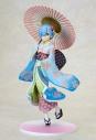 【美少女フィギュア】Re:ゼロから始める異世界生活 レム 浮世絵桜Ver. 1/8 完成品フィギュアの画像