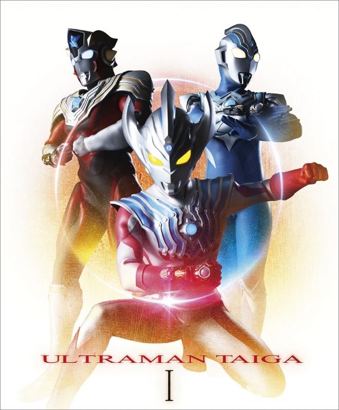 【Blu-ray】TV ウルトラマンタイガ Blu-ray BOX I