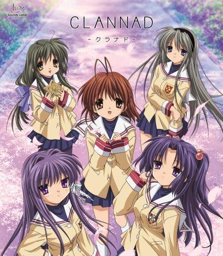【主題歌】TV CLANNAD-クラナド- OP「メグメル ~cuckool mix 2007~」/eufonius