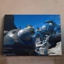 【グッズ-飾り物】攻殻機動隊 SAC_2045 アニピクメモリアルウォール タチコマ 3の画像