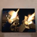 【グッズ-飾り物】攻殻機動隊 SAC_2045 アニピクメモリアルウォール タチコマ 4の画像