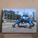 【グッズ-飾り物】攻殻機動隊 SAC_2045 アニピクメモリアルウォール タチコマ 10の画像