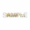 【グッズ-食品】A3! MANKAIカンパニーの缶詰 夏組 マンゴークッキー+トレーディングPVCキーホルダー 夏組1個入り 【アニメイトカフェ】の画像