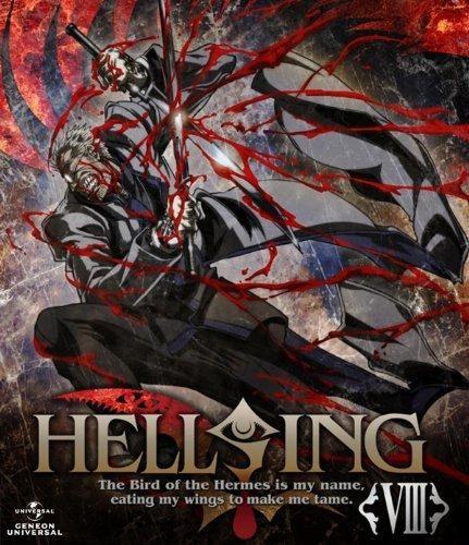 【Blu-ray】OVA HELLSING VIII 通常版