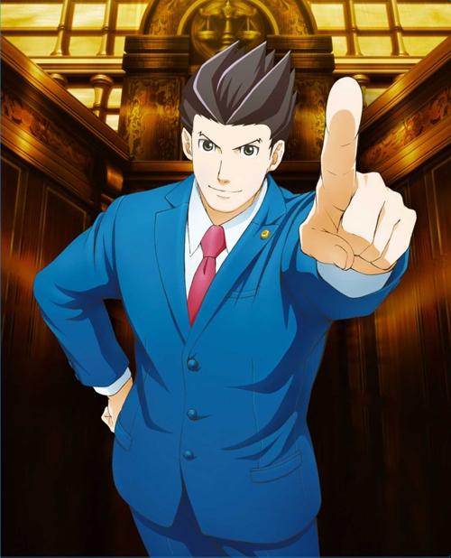 【Blu-ray】TV 逆転裁判~その「真実」、異議あり!~ Blu-ray BOX Vol.1 完全生産限定版