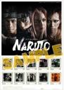 【グッズ-切手シート】ライブ・スペクタクル 「NARUTO-ナルト-」/切手シートの画像