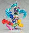 【美少女フィギュア】キャラクター・ボーカル・シリーズ01 初音ミク MIKU EXPO 5th Anniv. / Lucky☆Orb: UTA X KASOKU Ver. 1/8 完成品フィギュアの画像