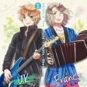 【キャラクターソング】アニメ ヘタリア The World Twinkle キャラクターCD Vol.3 フランス・イギリスの画像