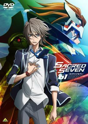 【DVD】TV セイクリッドセブン Vol.01