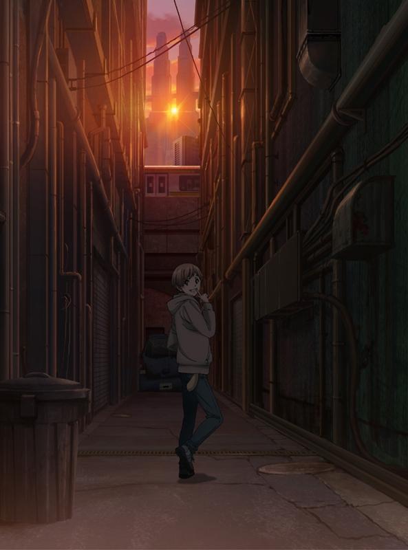 【Blu-ray】歌舞伎町シャーロック OVA