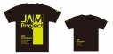 【グッズ-Tシャツ】JAM Project×animate JAMmate オリジナルデザインTシャツ vol.2 黒 Lの画像