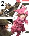 【DVD】TV ソードアート・オンライン オルタナティブ ガンゲイル・オンライン 2 アニメイト限定セットの画像