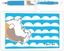 【グッズ-ボールペン】夏目友人帳 ニャンコ先生サラサボールペン/ミズイロ【アニメイト限定】の画像