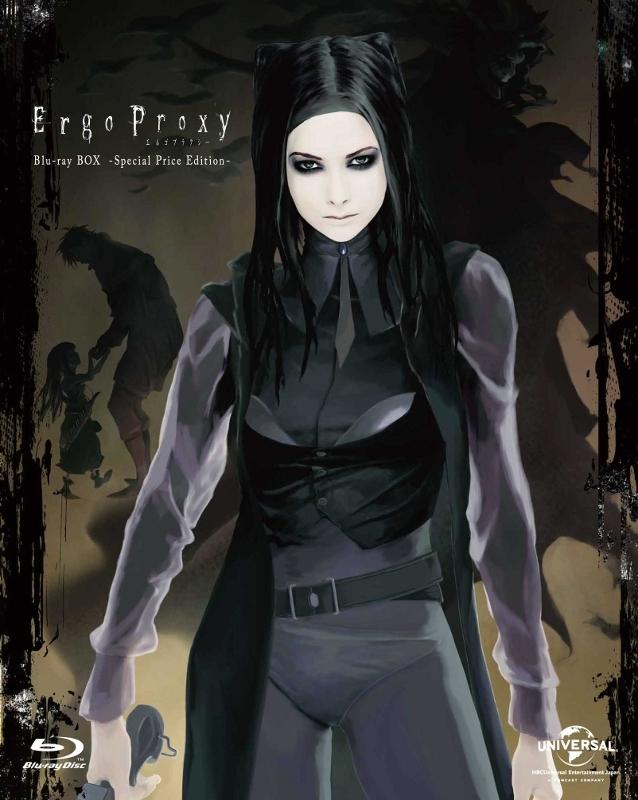【Blu-ray】TV Ergo Proxy Blu-ray BOX スペシャルプライス版