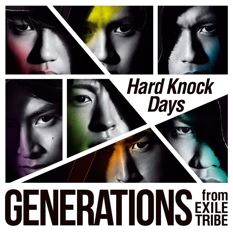 【主題歌】TV ONE PIECE OP「Hard Knock Days」/GENERATIONS from EXILE TRIBE DVD付