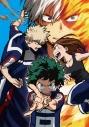 【DVD】TV 僕のヒーローアカデミア 2nd Vol.3の画像