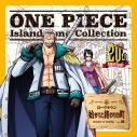【キャラクターソング】TV ONE PIECE Island Song Collection ローグタウン「始まりと終わりの町」/スモーカー&たしぎ(CV.大場真人&野田順子)の画像