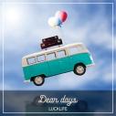 【アルバム】ラックライフ/Dear daysの画像