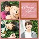【マキシシングル】あまさしお/WELCOME,LADIES!! あま盤の画像
