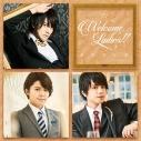 【マキシシングル】あまさしお/WELCOME,LADIES!! さ盤の画像