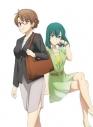 【Blu-ray】TV この世の果てで恋を唄う少女YU-NO Blu-ray BOX 第1巻 初回限定版の画像