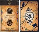 【グッズ-パスケース】夢王国と眠れる100人の王子様  国別パスケース (海賊の国)の画像