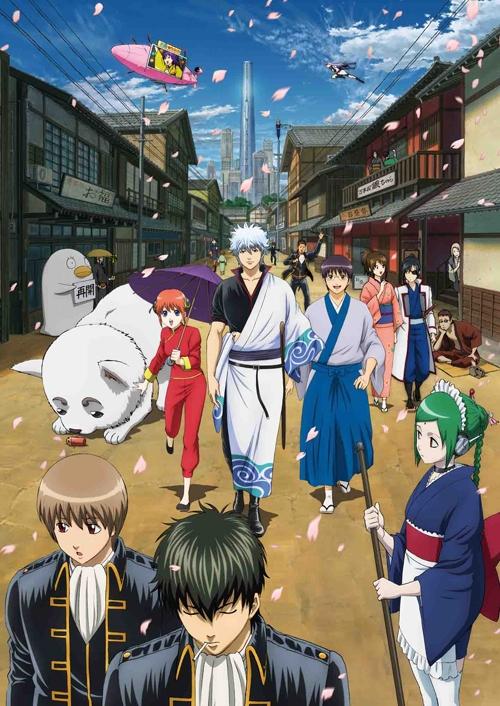 【Blu-ray】TV 銀魂´ Blu-ray Box 上 完全生産限定版