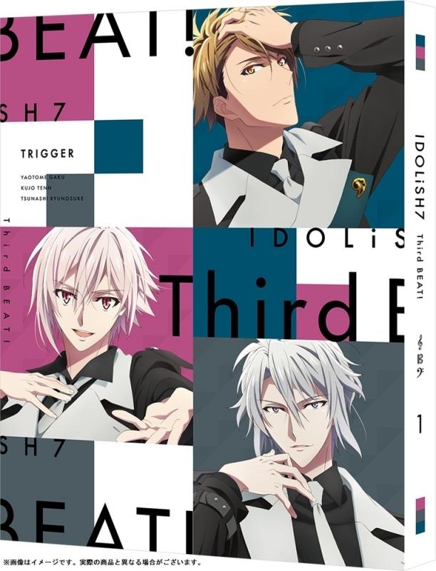 【Blu-ray】TV アイドリッシュセブン Third BEAT! 1 特装限定版