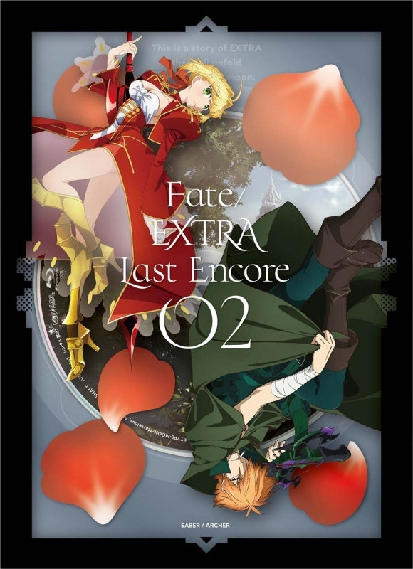 【Blu-ray】TV Fate/EXTRA Last Encore 2 完全生産限定版