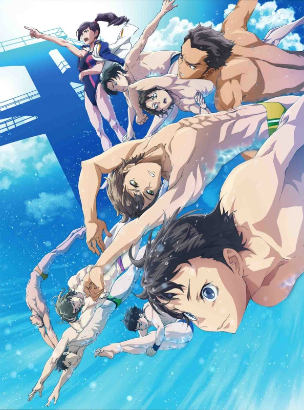 【Blu-ray】TV DIVE!! Blu-ray Disc BOX 完全生産限定版