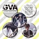 【グッズ-バッチ】Next Generation Festival ギター声優 缶バッジセットの画像