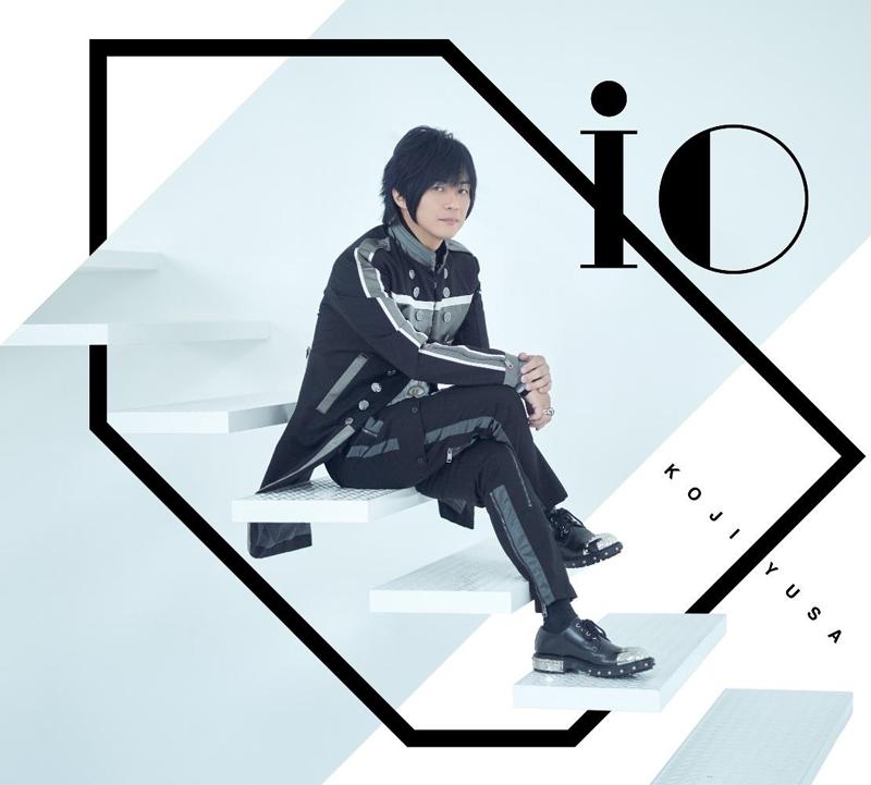 【その他(音楽)】遊佐浩二/50th Anniversary CD「io」初回限定盤