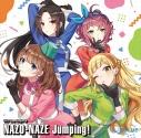【キャラクターソング】アプリゲーム CUE! Team Single 06「NAZO-NAZE Jumping!」/AiRBLUE Windの画像