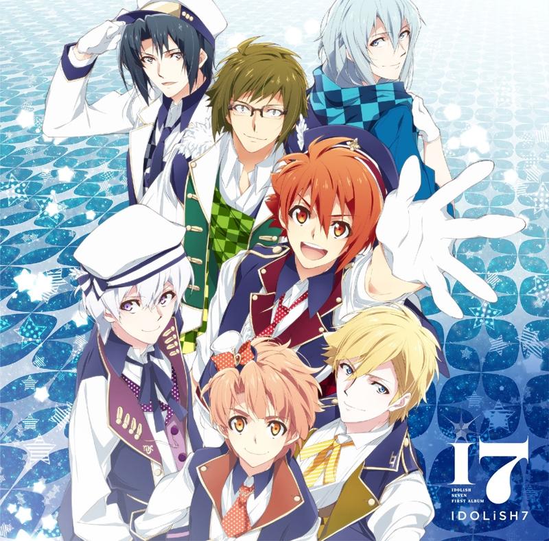 【アルバム】ゲーム アイドリッシュセブン IDOLiSH7 1stフルアルバム 「i7」 通常盤