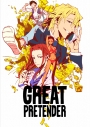 【Blu-ray一括購入】TV GREAT PRETENDER CASE 1~3