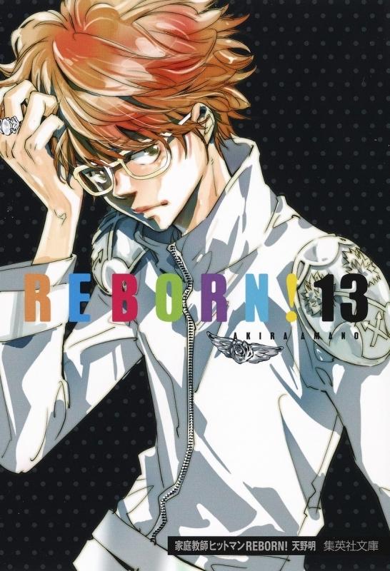 【コミック】家庭教師ヒットマンREBORN!(13)